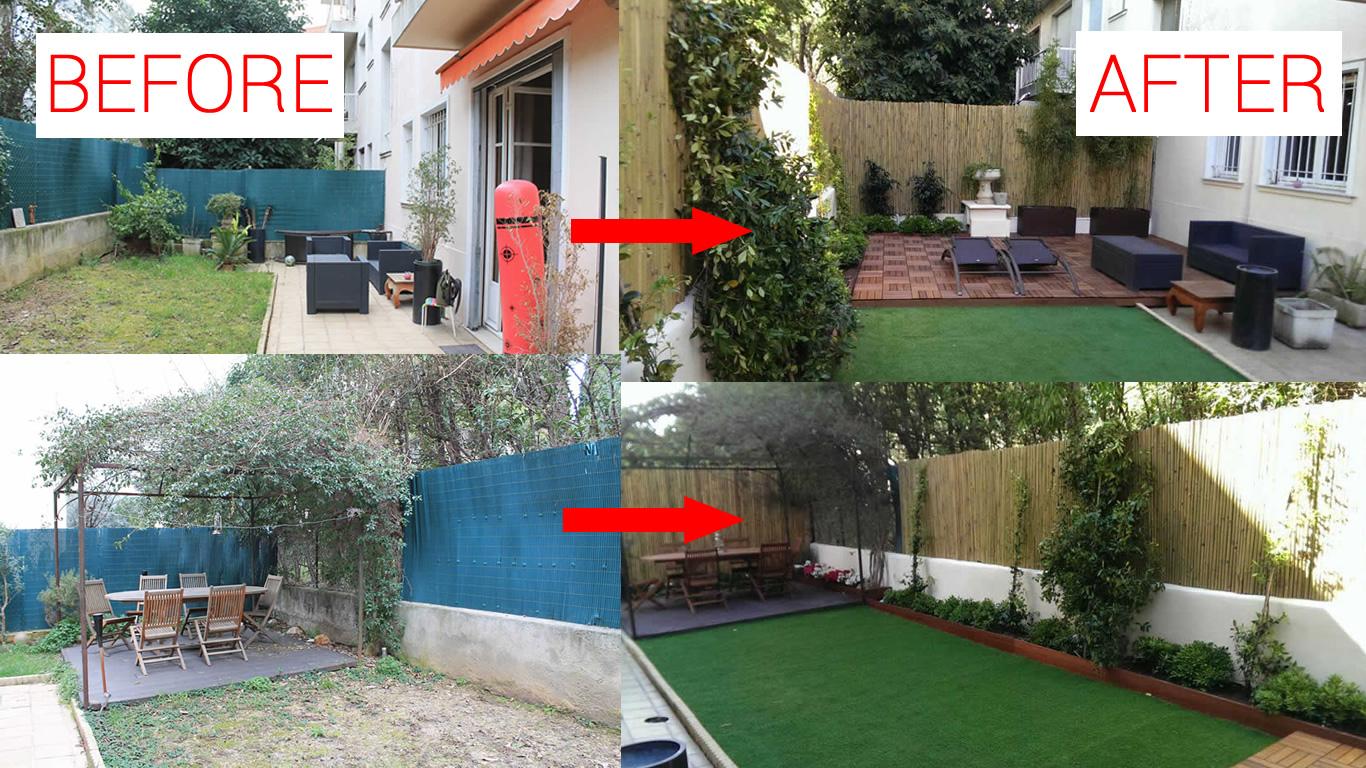 Competenze e servizi ercole progettazione paesaggio - Progetto piccolo giardino ...